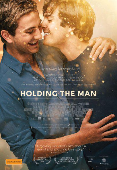 Holding the Man Movie Review English