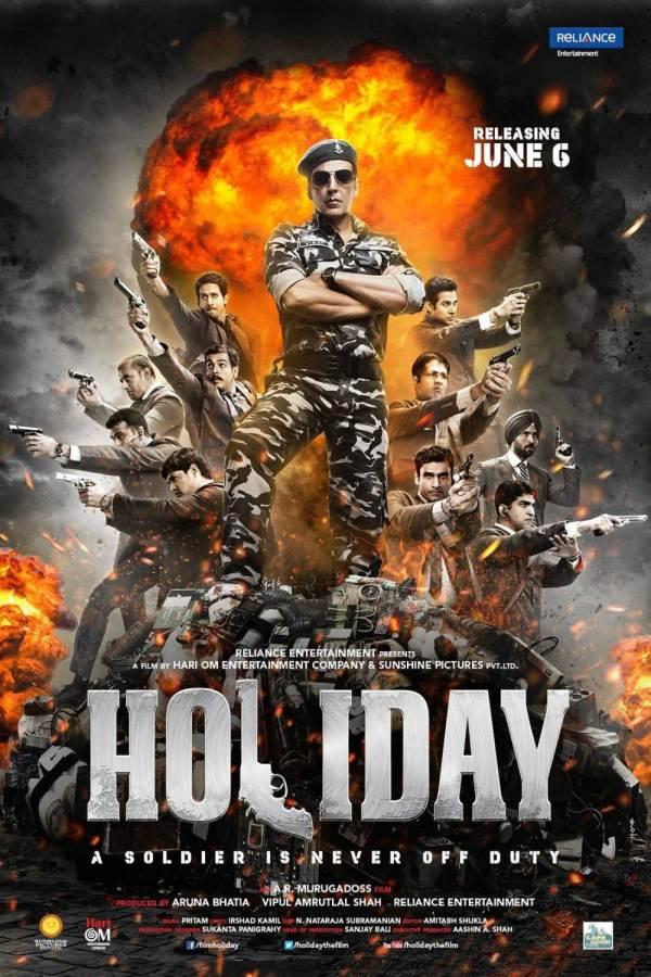 Holiday Movie Review Hindi
