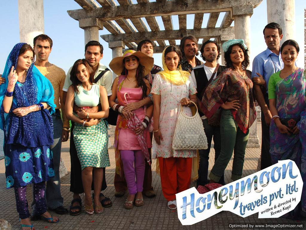 Honeymoon Travels Pvt. Ltd. Movie Review Hindi