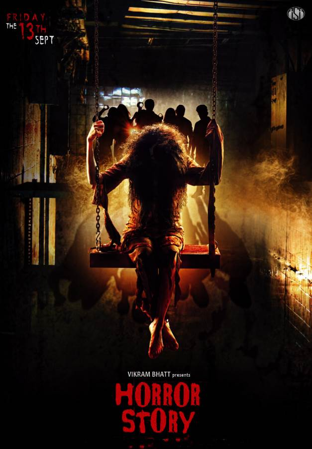 Horror Story- spookiness cooked without the usual masala! Movie Review Hindi