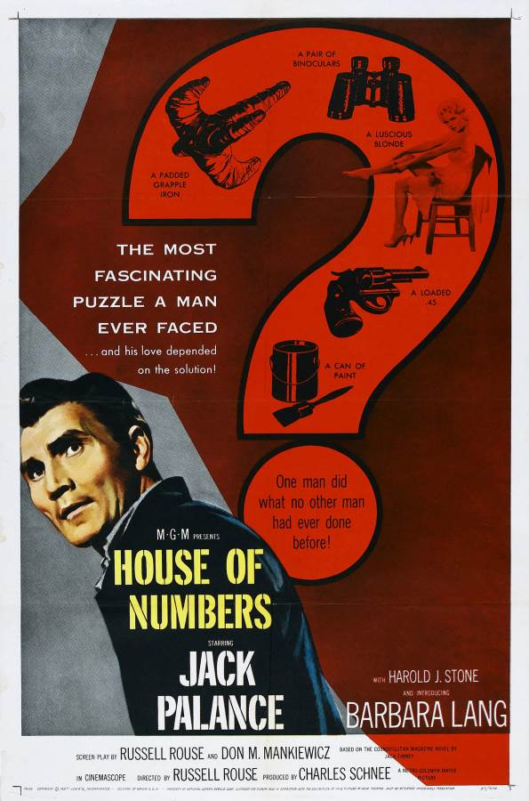 House Of Numbers Movie Review English