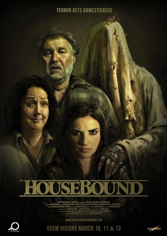 Housebound Movie Review English