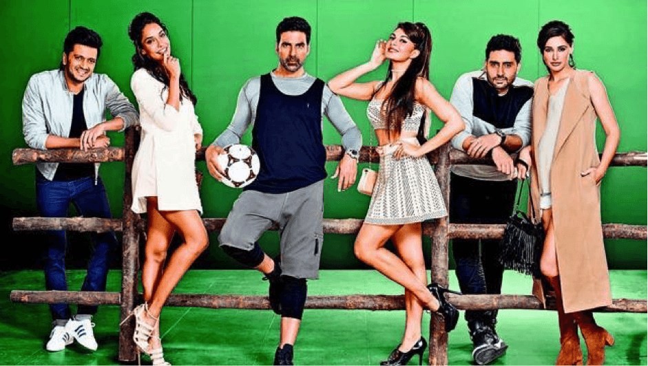Housefull 3 Audio Jukebox Released