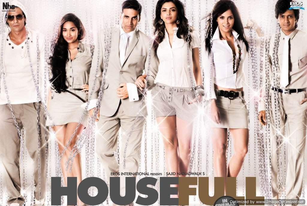 Housefull Movie Review Hindi