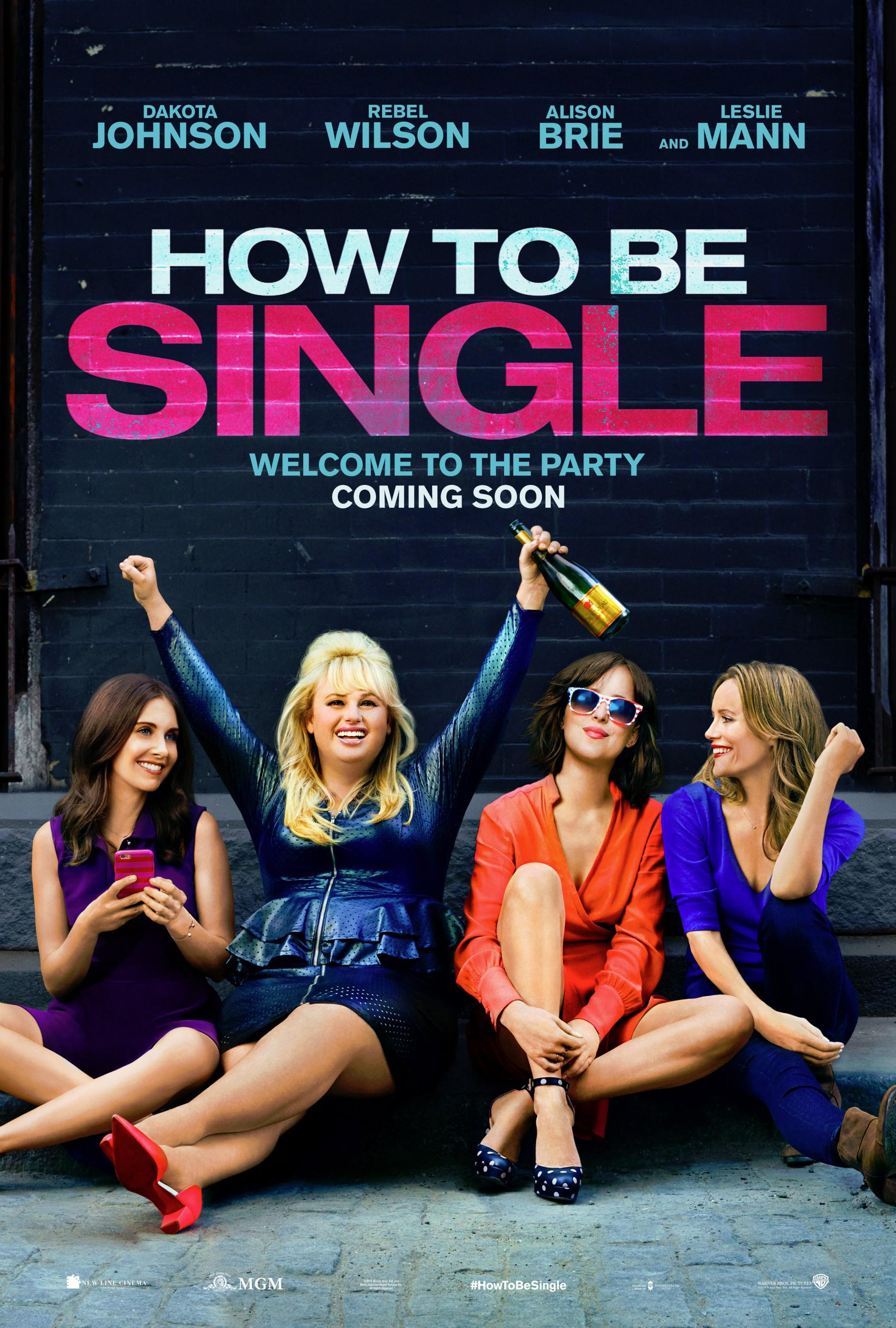 How To Be Single Movie Review English