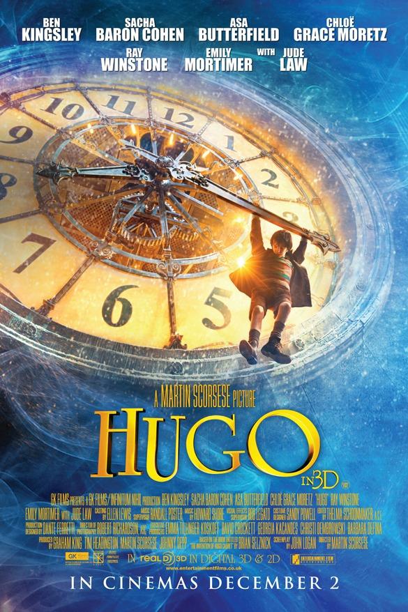 Hugo Movie Review English