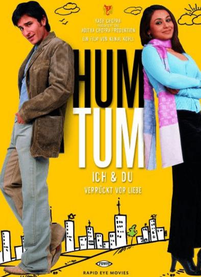 Hum Tum Movie Review Hindi Movie Review
