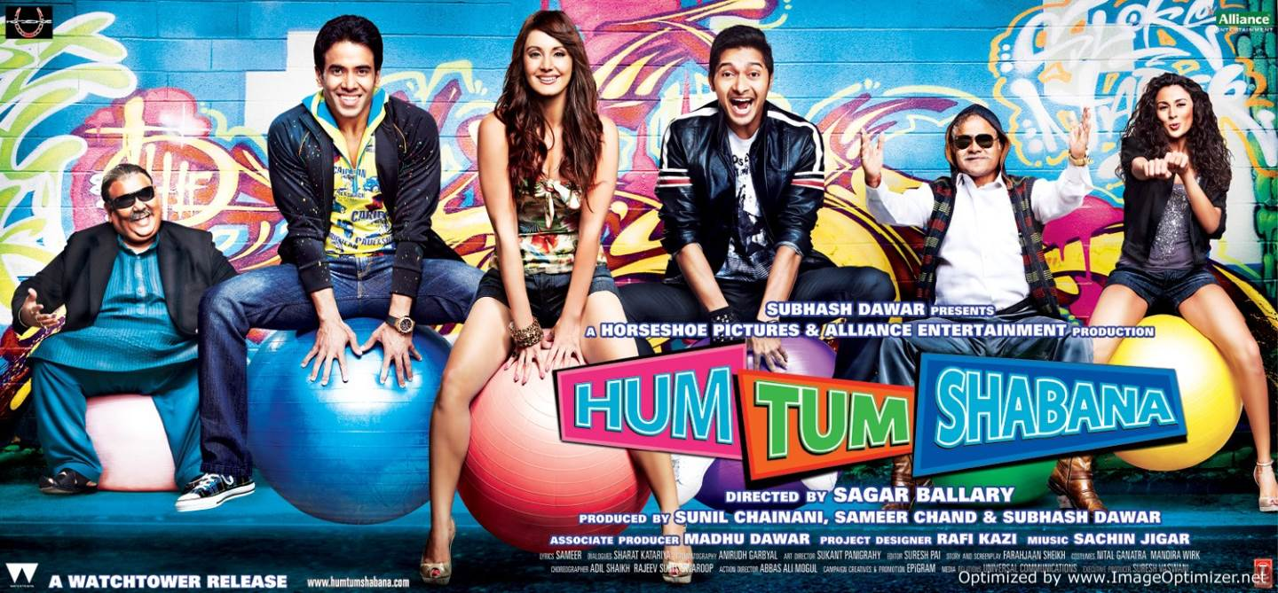 Hum Tum Shabana  Movie Review Hindi