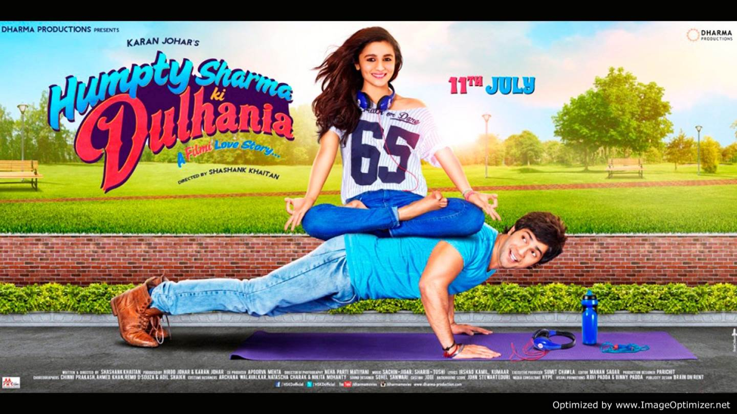 Humpty Sharma Ki Dulhania Movie Review Hindi