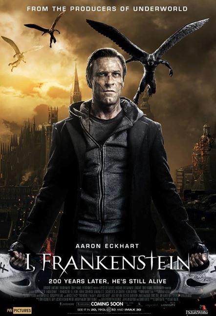 I, Frankenstein Movie Review English
