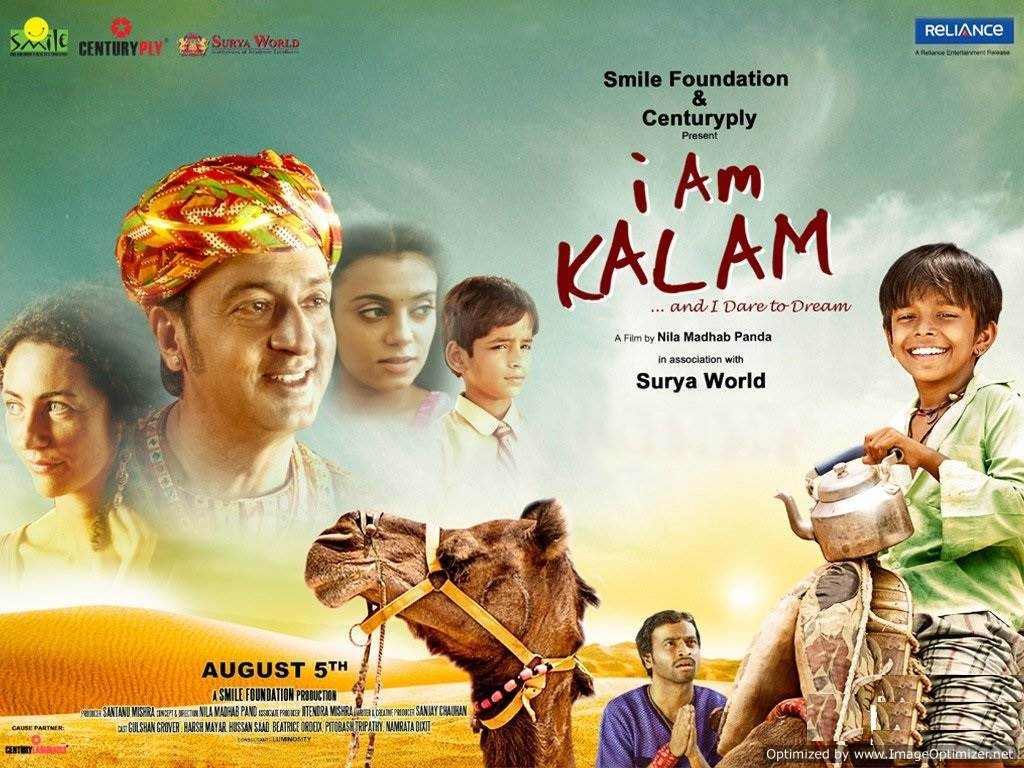 I Am Kalam Movie Review Hindi