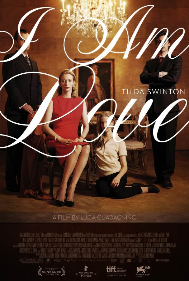 I Am Love Movie Review English