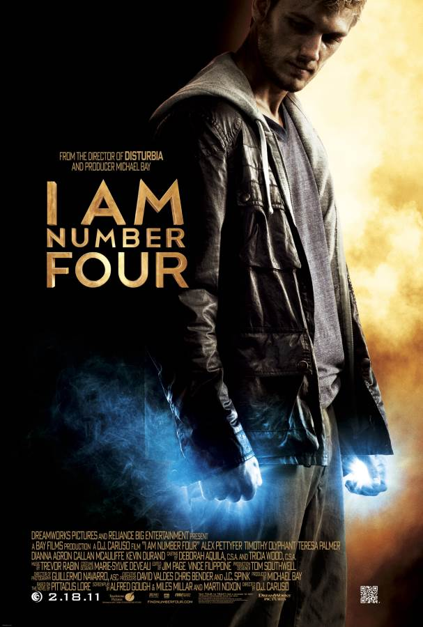 I Am Number Four Movie Review English