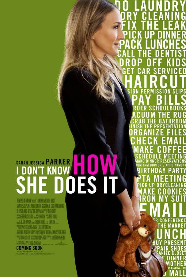 I Don'T Know How She Does It Movie Review English