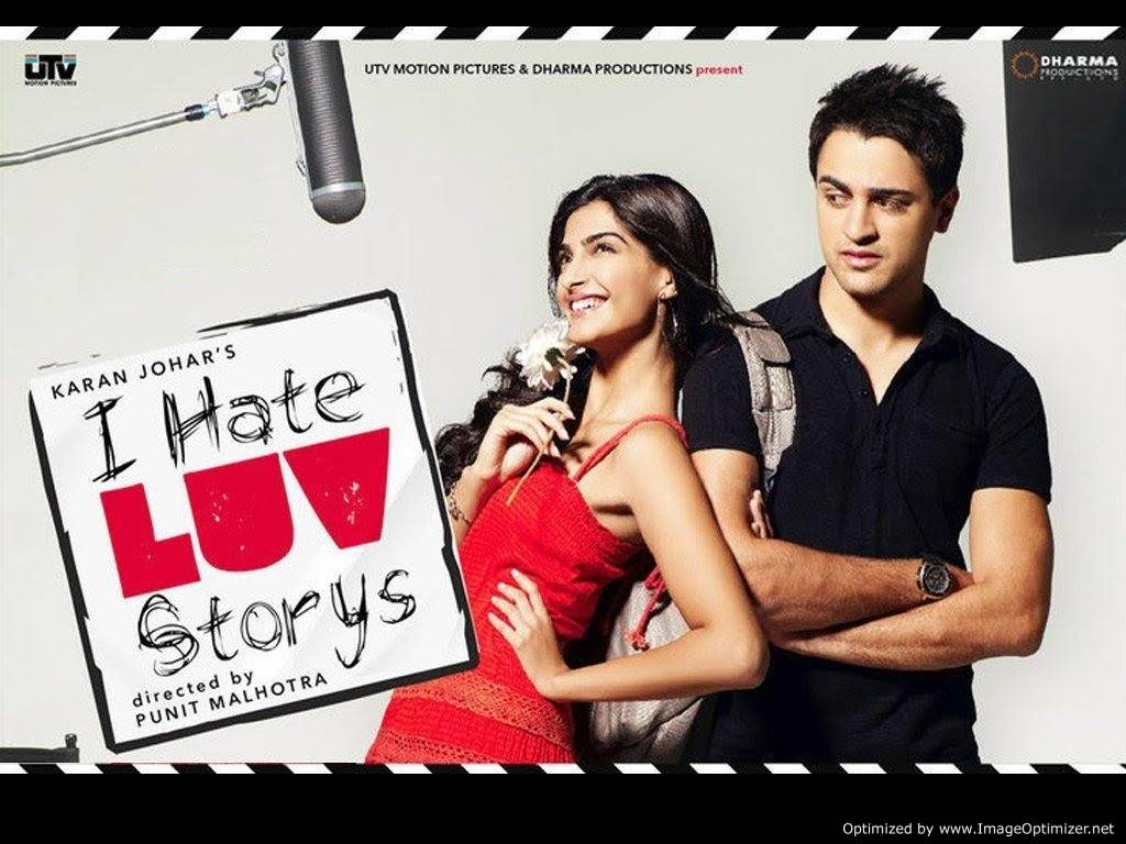 I Hate Luv Stories Movie Review Hindi