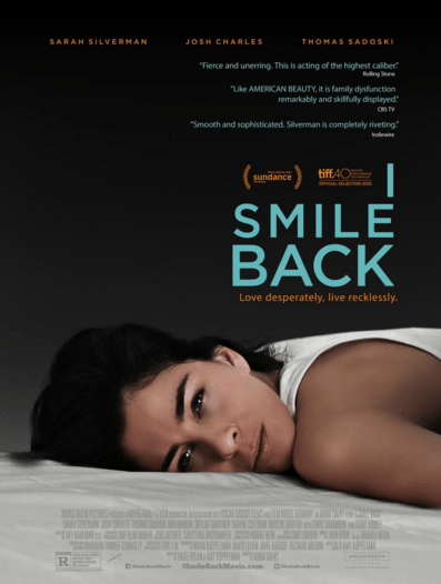 I Smile Back Movie Review English Movie Review