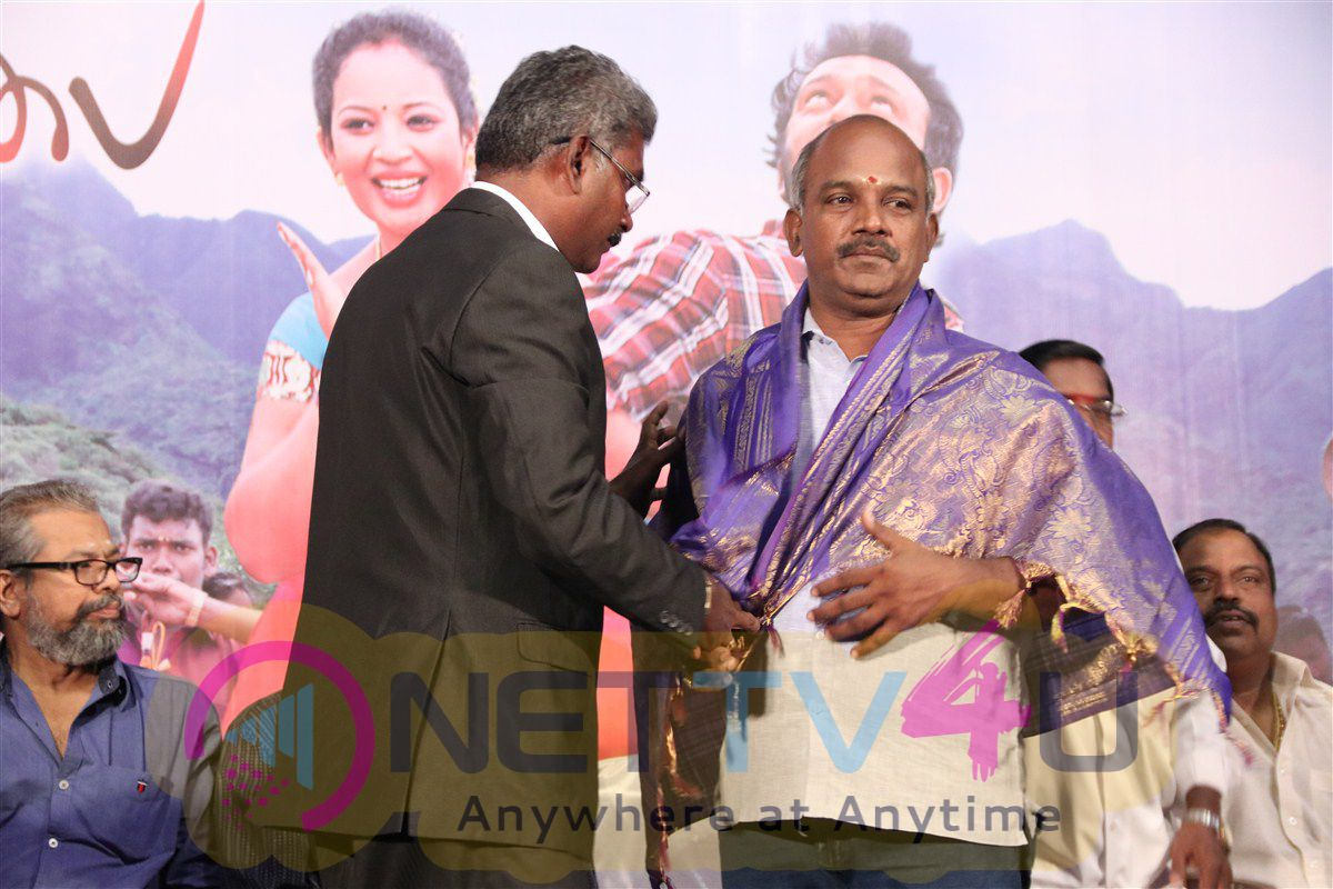 Indhira Kobai Movie Audio Launch Photos