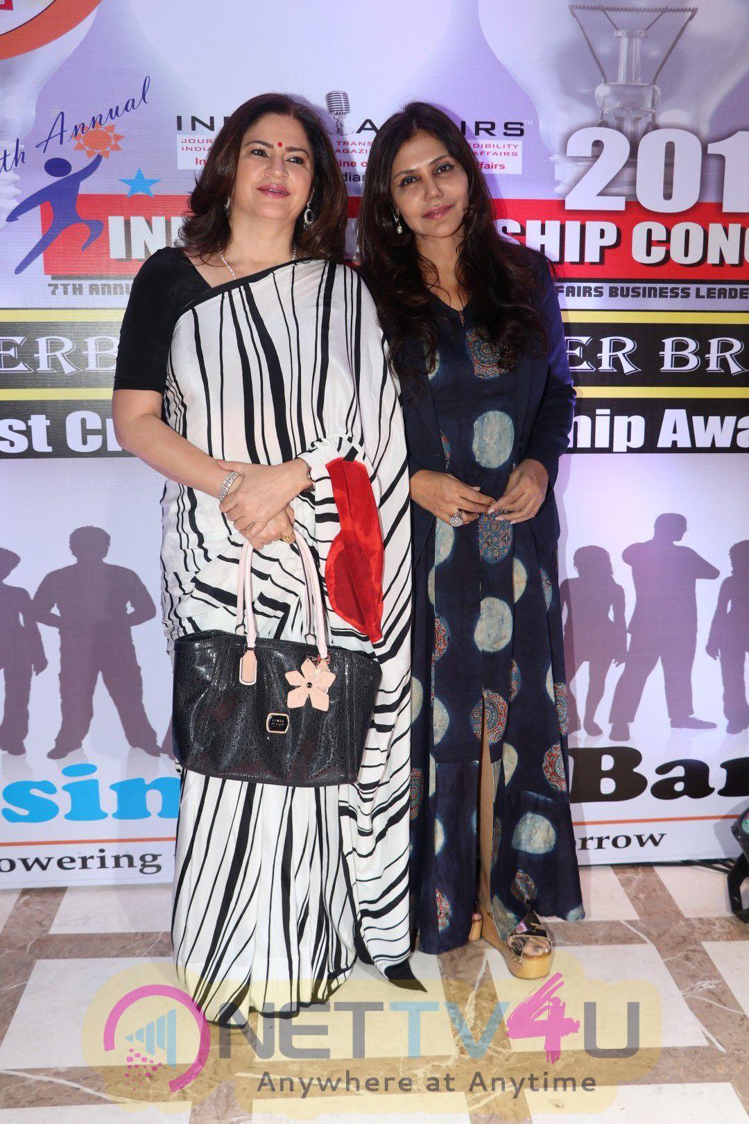 India Leadership Conclave 2016 Award Ceremony Amazing Photos