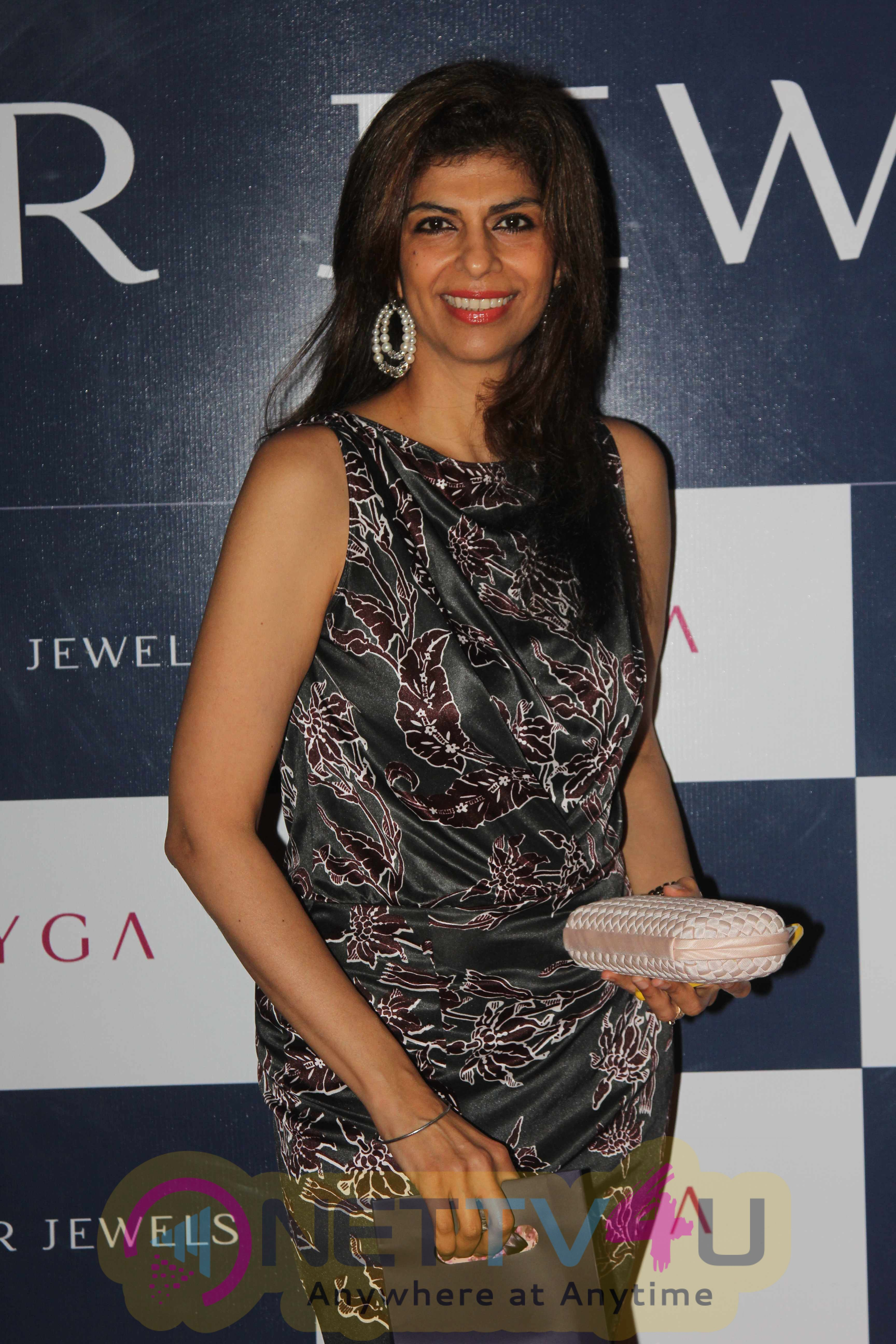 Ira Dubey Wears Deme By Gabriella To Jaipur Jewels' Myga Collection Launch Images Hindi Gallery
