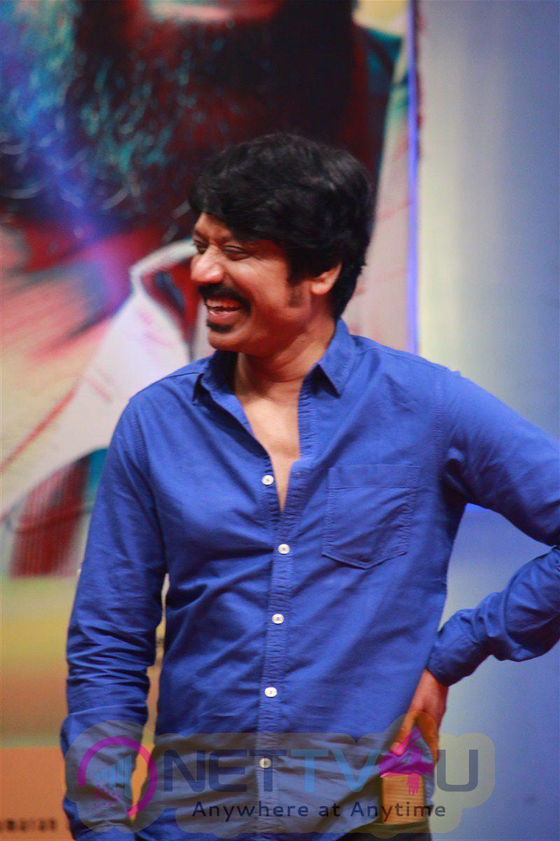 Iraivi Tamil Movie Press Meet Attractive Photos