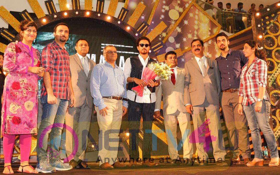 Irrfan Khan At Viviana Mall On The Ocassion Of Mall 3rd Anniversary & Promotion Of His Upcoming Movie Madaari Photos