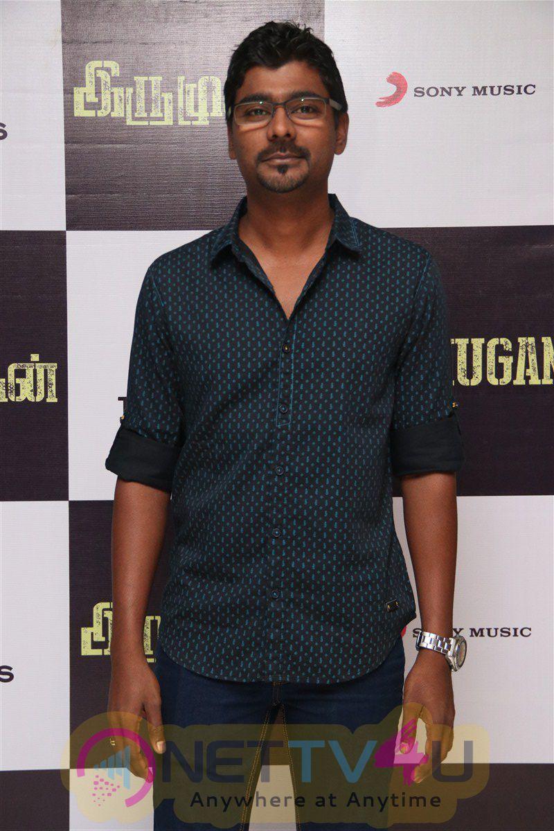 Iru Mugan Tamil Movie Audio Launch Beautiful Photos