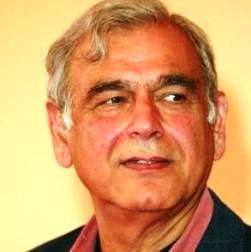 Ismail Merchant Hindi Actor