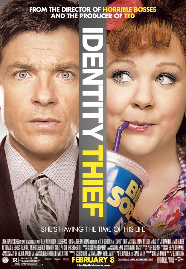 Identity Thief Movie Review English
