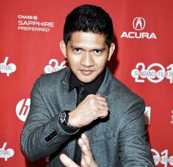Iko Uwais English Actor