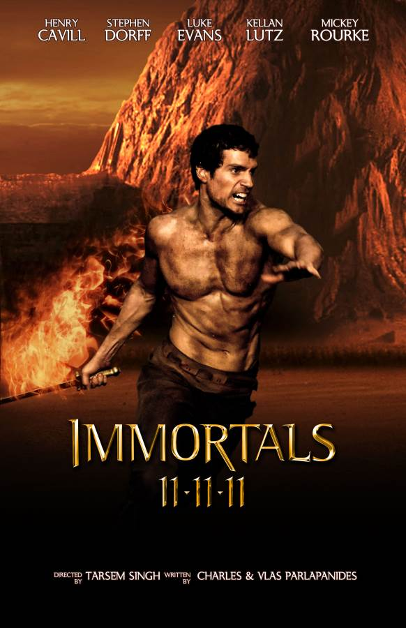 Immortals Movie Review English