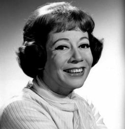 Imogene Coca English Actress