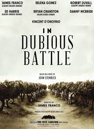 In Dubious Battle Movie Review English Movie Review