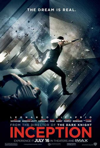 Inception Movie Review English