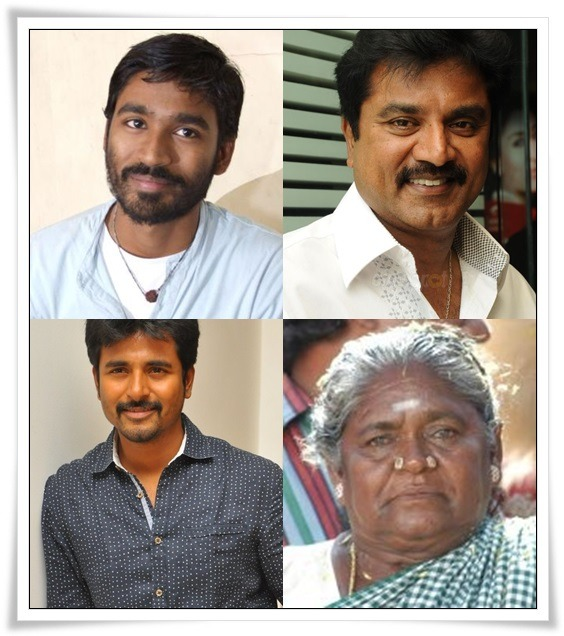 Indian Actors Hand In Hand To Help The Ailing Paravai Muniyamma