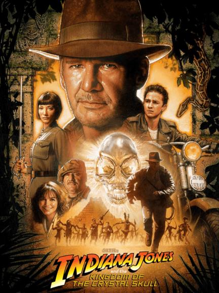 Indiana Jones Movie Review English Movie Review