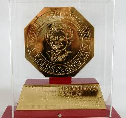 Indira Gandhi Awards 2014