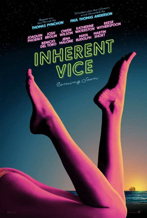 Inherent Vice Movie Review English