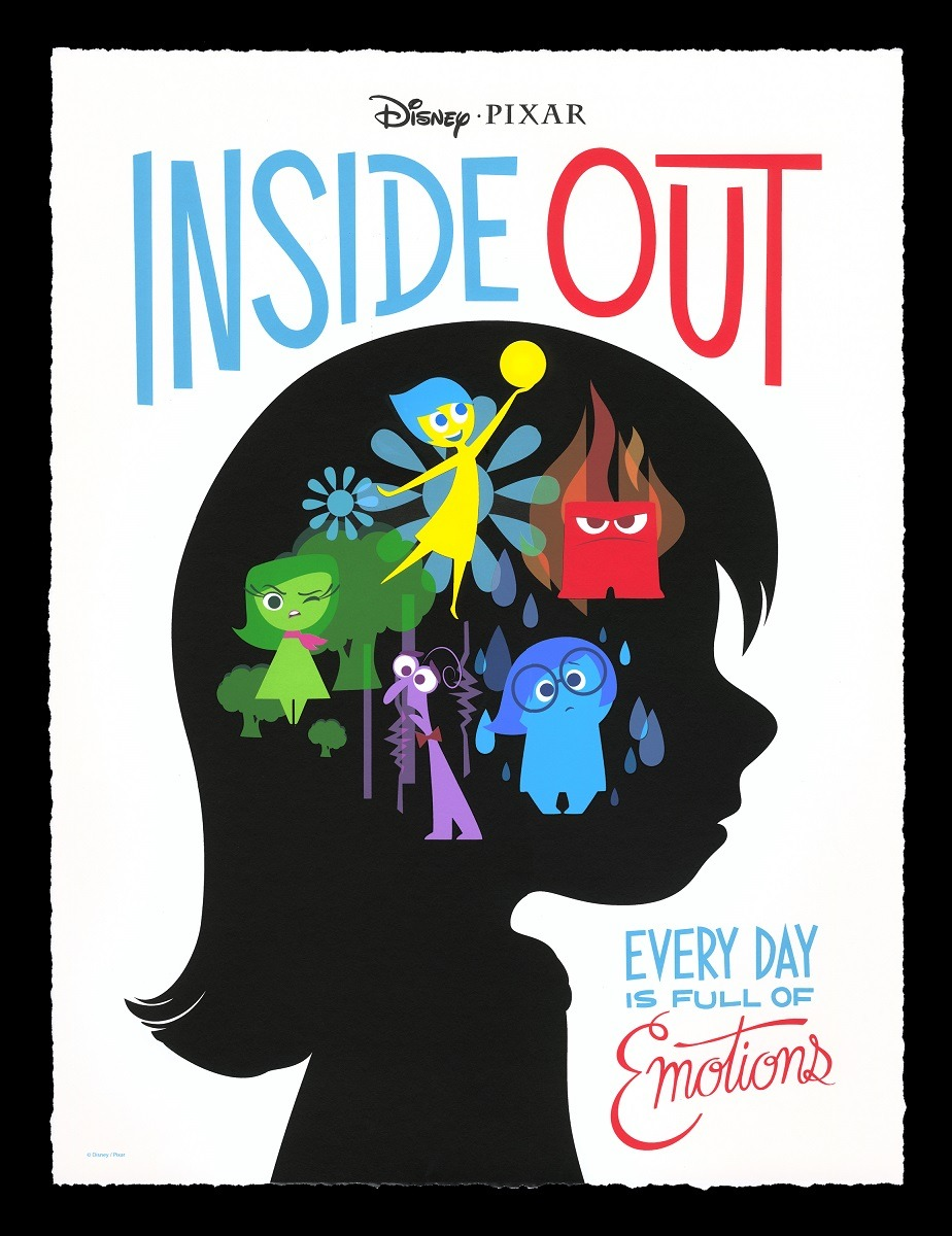 Inside Out Movie Review English