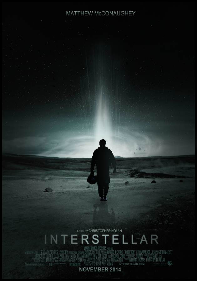 Interstellar Movie Review English