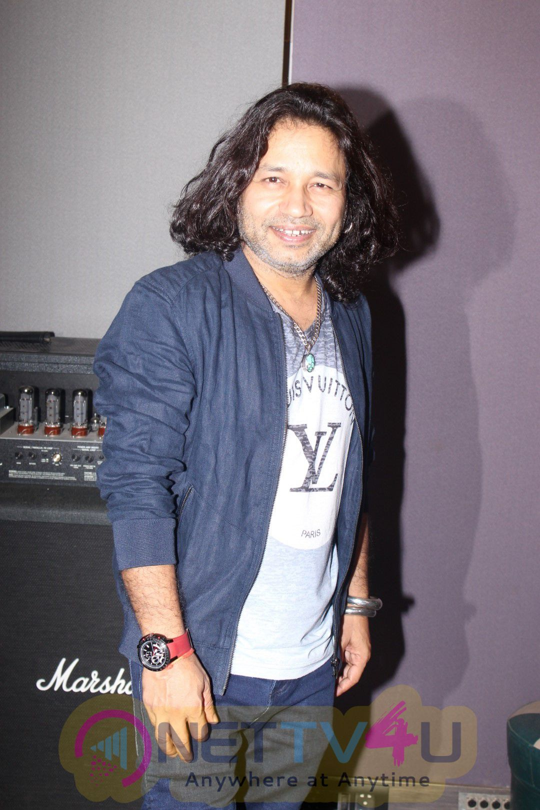 Interview With Kailash Kher For His New Album Ishq Anokha Extraordinary Stills