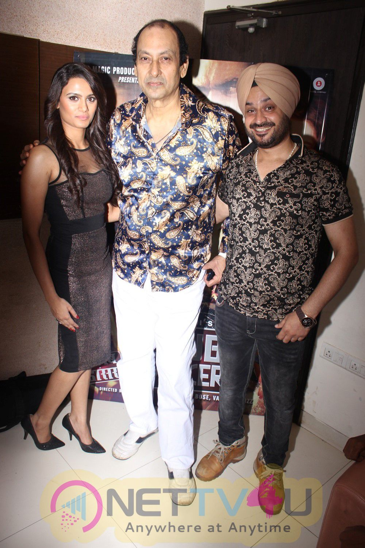 Interview With Singer Composer Varinder Vizz & UK Actress Nisha Mavani For Film Club Dancer Latest Stills