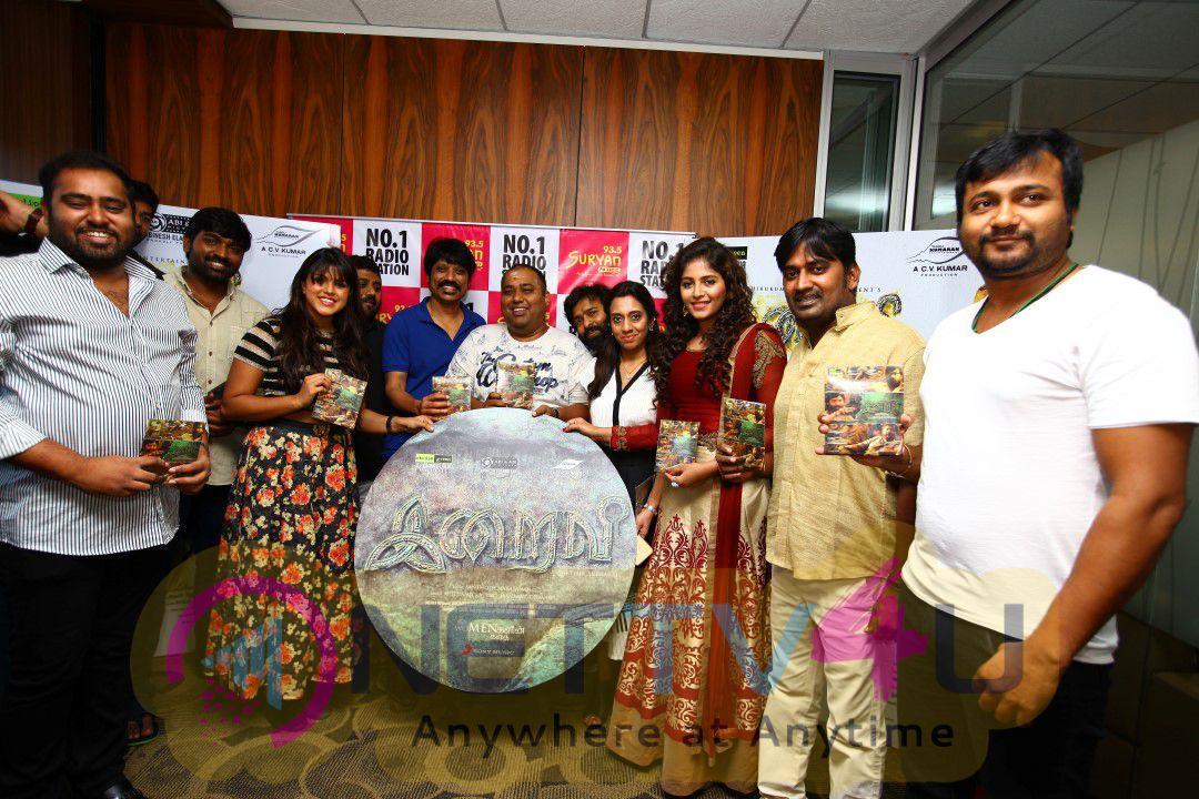 Iraivi Tamil Movie Audio Launch Stills