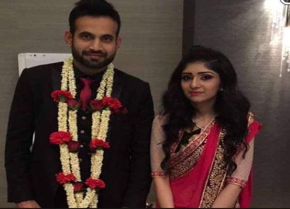 Irfan Pathan's Grand Wedding Reception!