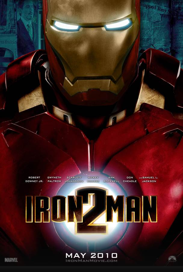 Iron Man 2 Movie Review English