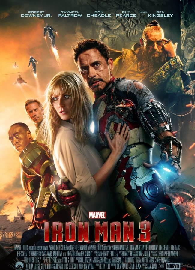 Iron Man 3 Movie Review English
