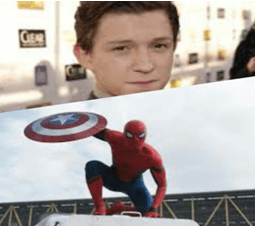 Iron Man Makes Me Nervous: Tom Holland