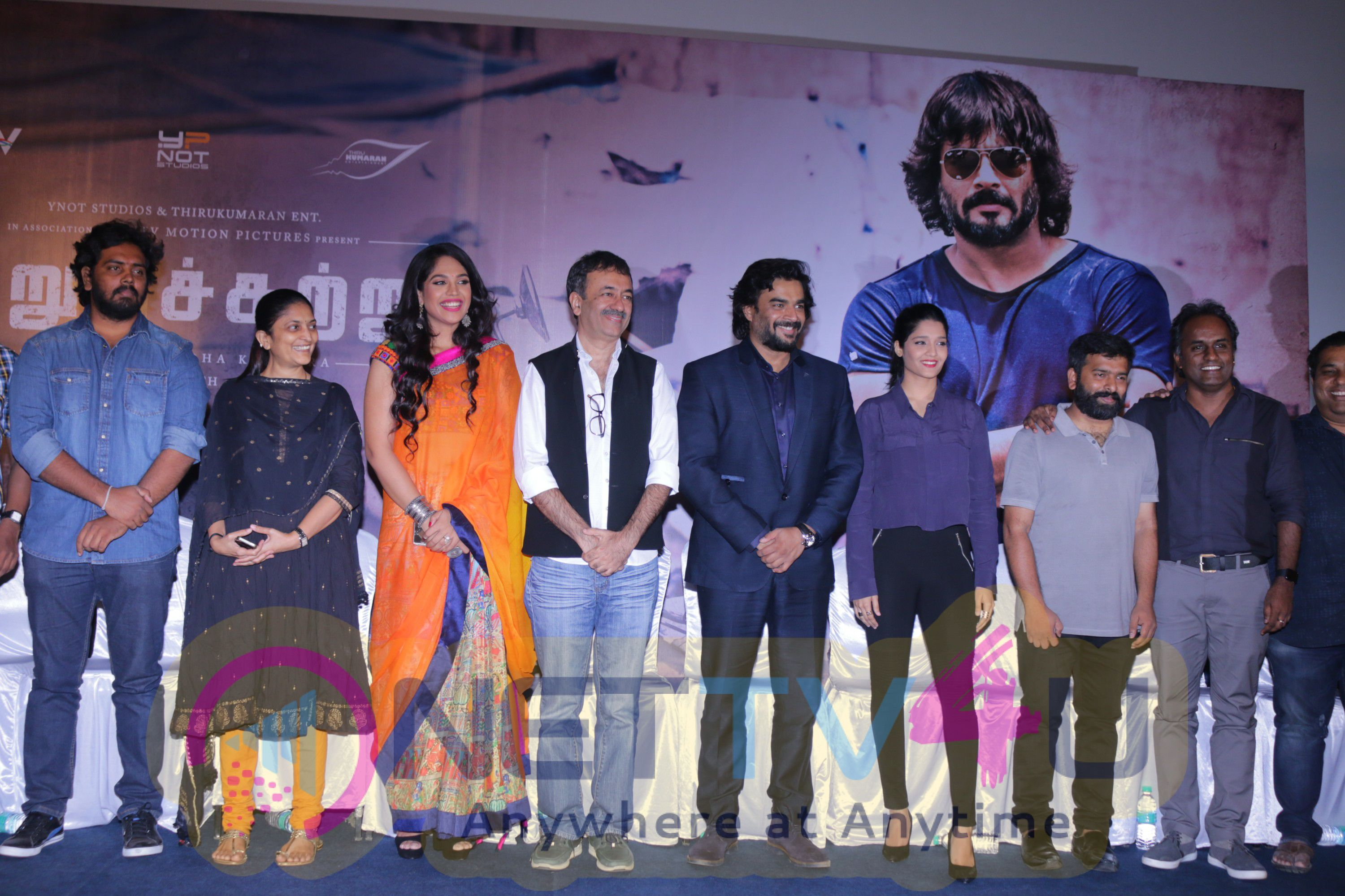 Irudhi Suttru Press Meet Stills Tamil Event Pictures