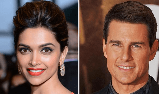 Is Deepika A Part Of Tom Cruise's Next Movie?