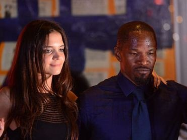 Is Katie Holmes Engaged With Jamie Foxx?