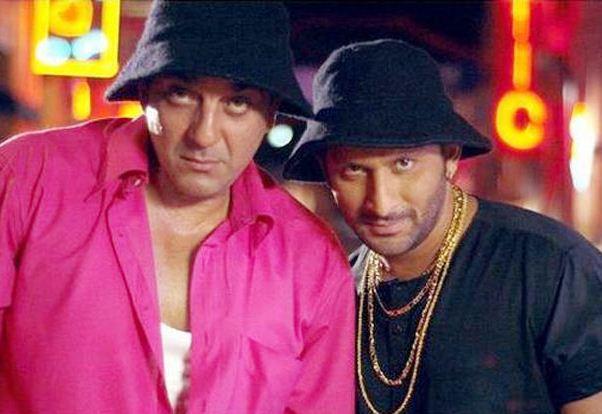 Is Sanjay Dutt Getting Ready For Munna Bhai Seq..